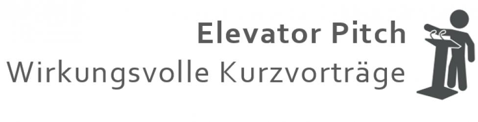 ElevatorPitch: Souverän präsentieren – Zuhörer begeistern